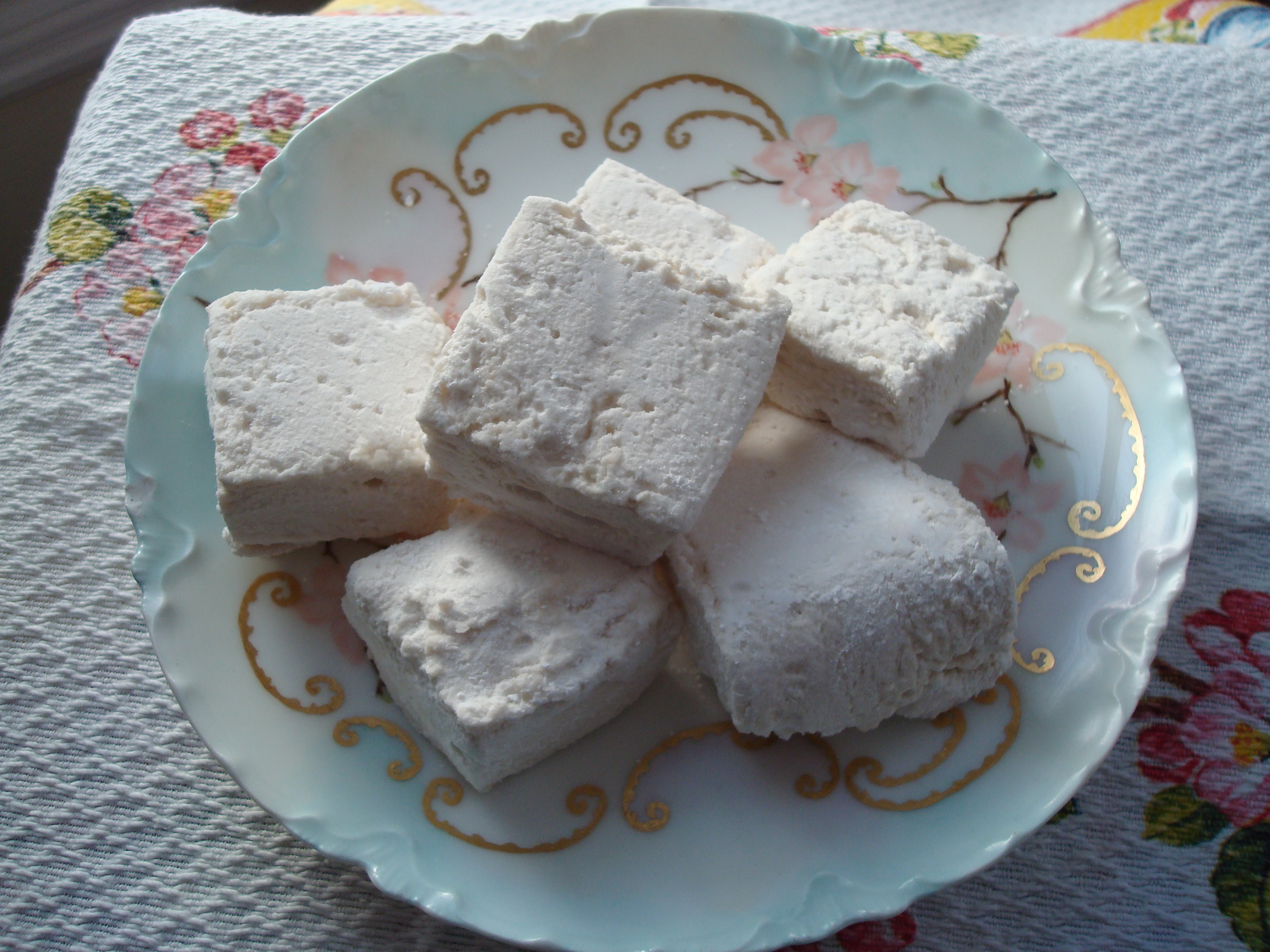 gourmet magazine marshmallow recipe besto blog