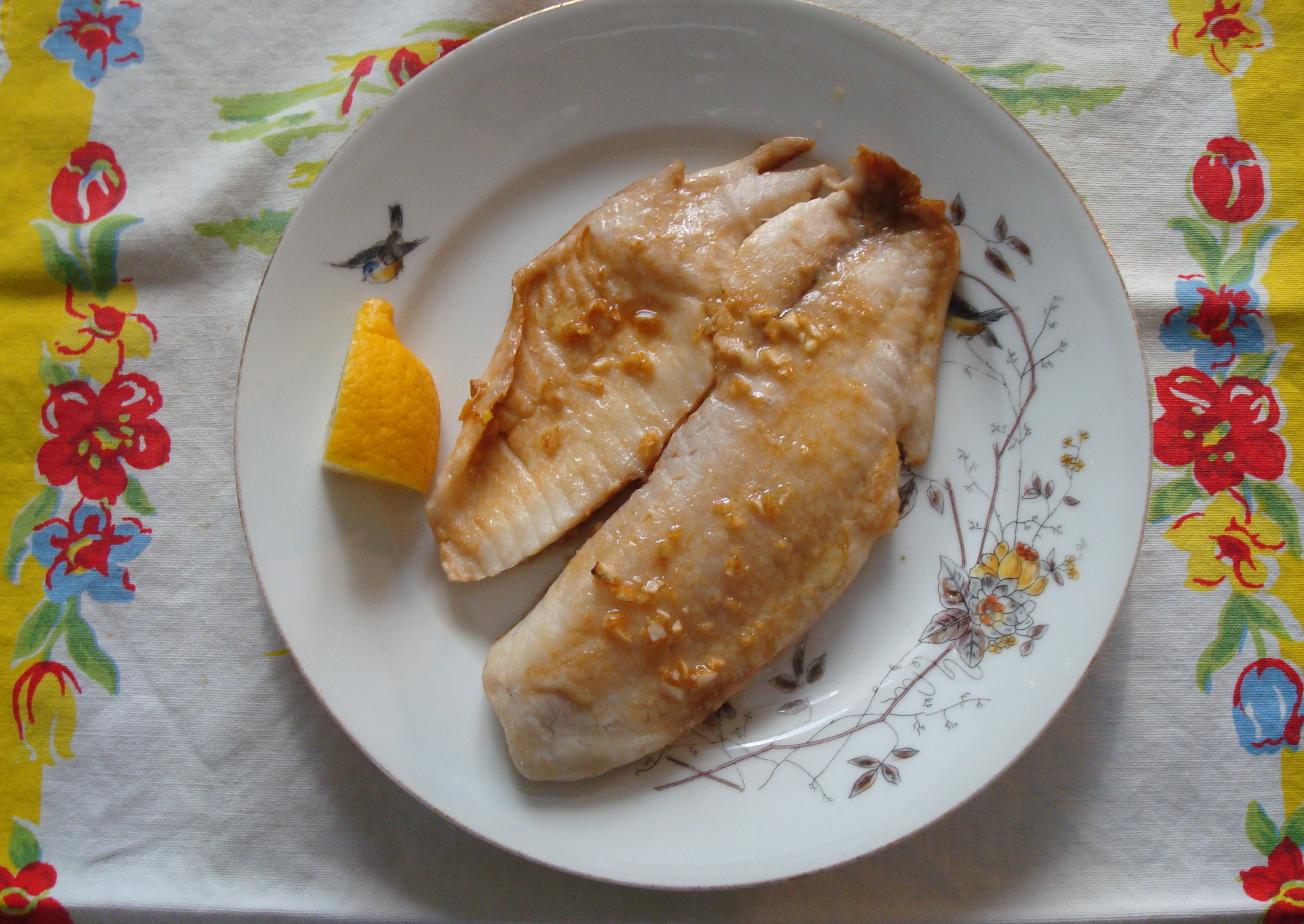 Tilapia Fillet Cooked ...