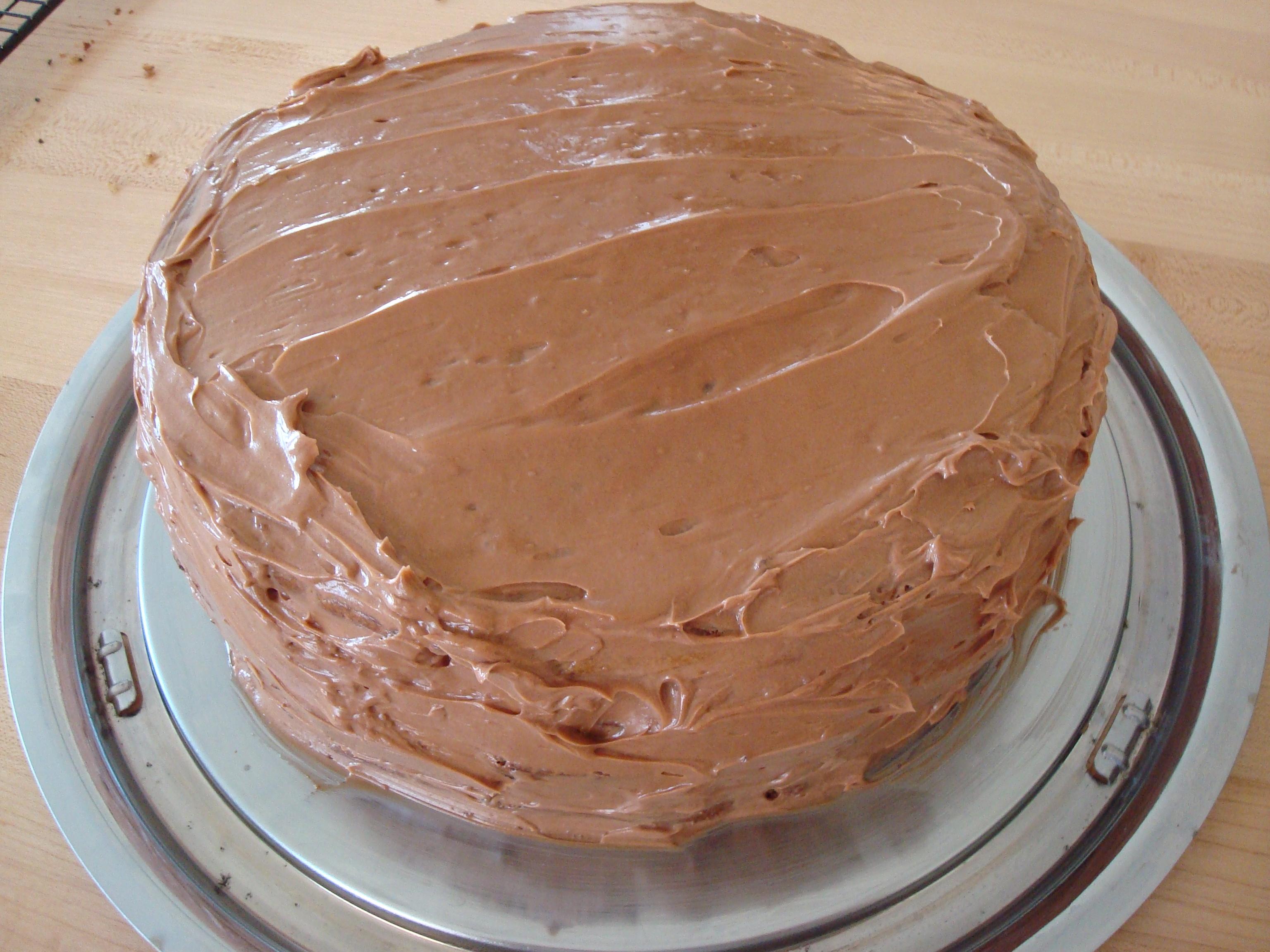 Yellow Cake Recipe Laura Vitale: Milk Chocolate Icing Recipes